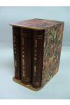 Подарочное издание Чехов А.П. 3 тома (нубук) ГинГо 2010 г.